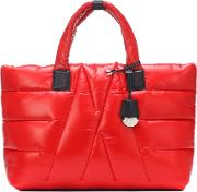2 Moncler 1952 Quilted Tote