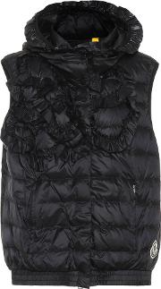 4 Moncler Simone Rocha Nerine Quilted Down Vest