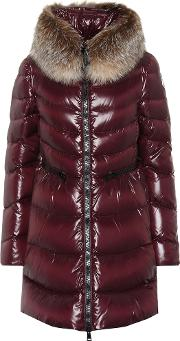 Mirielon Quilted Down Coat