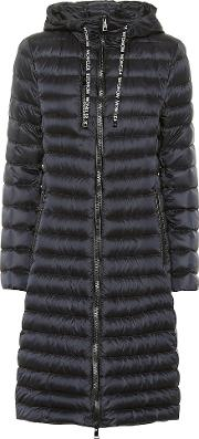 Suvette Quilted Down Coat