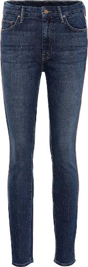 Looker High Rise Skinny Jeans