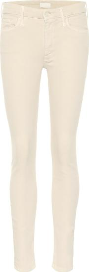 Looker Mid Rise Skinny Jeans