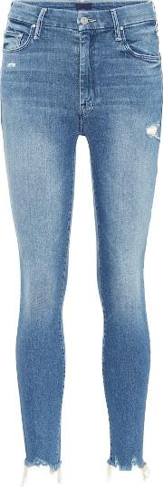 The Looker Ankle Chew Jeans