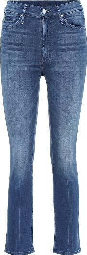 The Rascal High Rise Cropped Jeans