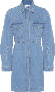 Vilma Denim Shirt Dress