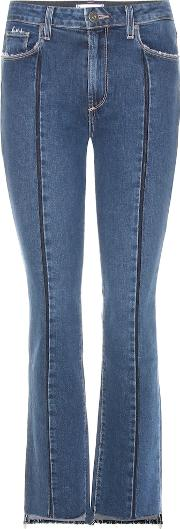 Julia High Rise Straight Jeans