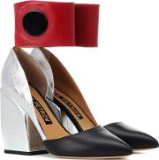 Sona Leather Pumps