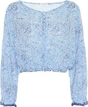 Bety Floral Printed Blouse