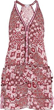 Bety Printed Minidress