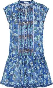 Exclusive To Mytheresa Honey Printed Minidress
