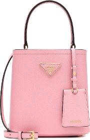 Panier Small Leather Shoulder Bag