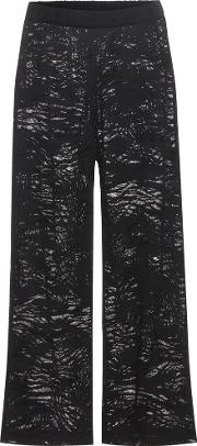Athens Cropped Trousers