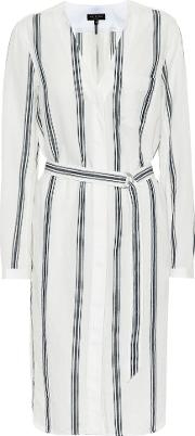 Alyse Cotton And Linen Dress