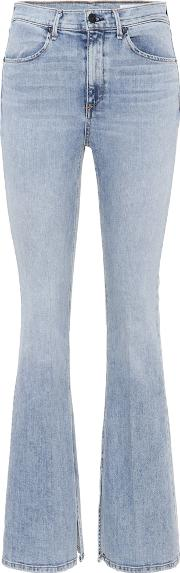 Bella High Waisted Flare Jeans
