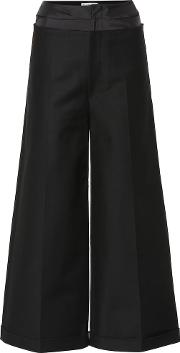 Tate Cotton Blend Trousers