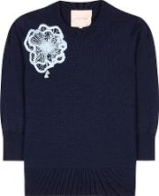Morena Wool Sweater