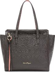Amy Medium Leather Tote