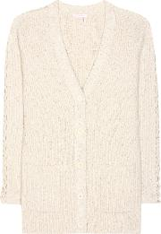 Cotton Blend Cardigan