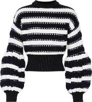 Cotton And Wool Blend Sweater