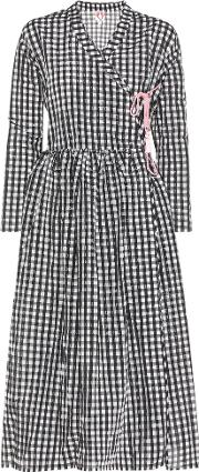 Hermione Gingham Dress