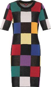 Omars Cotton Knitted Dress