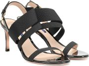 Adrienne Leather Sandals