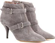 Fitz 75 Suede Ankle Boots