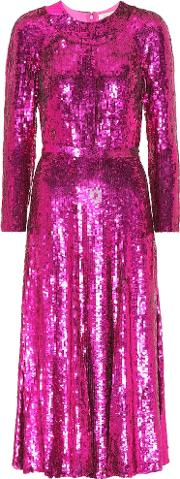 Ray Sequinned Dress