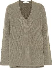 Angela Wool And Cashmere Sweater