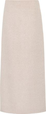 Ernst Virgin Wool Skirt