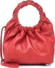 Exclusive To Mytheresa Double Circle Small Leather Tote