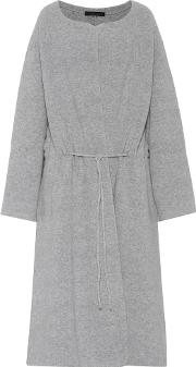 Mani Wool And Cashmere Blend Coat