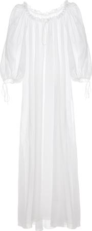 Almost A Honeymoon Cotton Maxi Nightdress