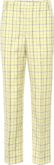 Taylor Mid Rise Cropped Pants