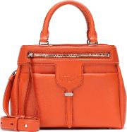 Thea Small Leather Shoulder Bag