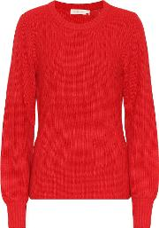 Wool And Cashmere Blend Sweater