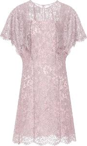 Silk Lace Dress
