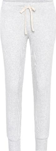 Knitted Track Pants
