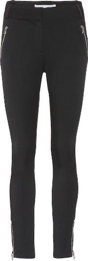 Ash Seamed Skinny Trousers