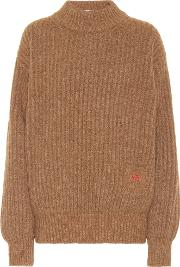 Alpaca And Wool Blend Sweater