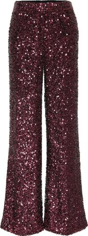 Sequinned Pants