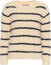 Cotton And Linen Blend Sweater