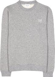 Wednesday Cotton Blend Sweater
