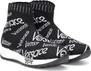 Knitted Sock Sneakers