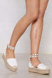 All In Stud Time Espadrille Sandal