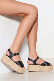 Build You Up Platform Sandal