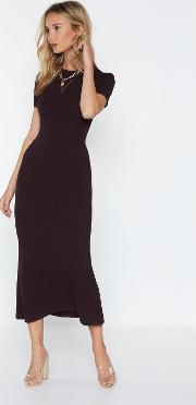 Come A Long Way Midi Dress