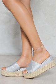 Constellation Of The Heart Star Ankle Bracelet