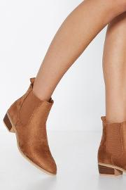 Hit A Low Point Chelsea Boot