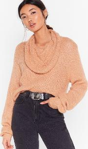Honor Roll Relaxed Knit Sweater